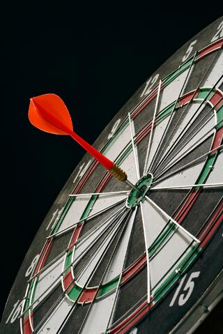 target-dart-board